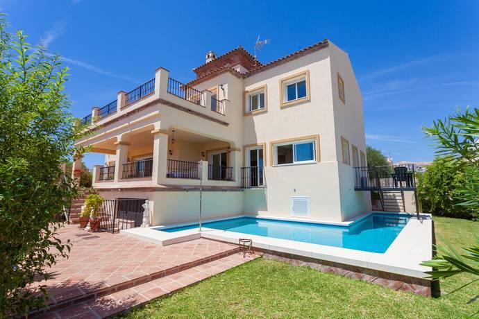 Bild: 7 rum villa, Spanien Mijas Costa, Málaga, Spanien