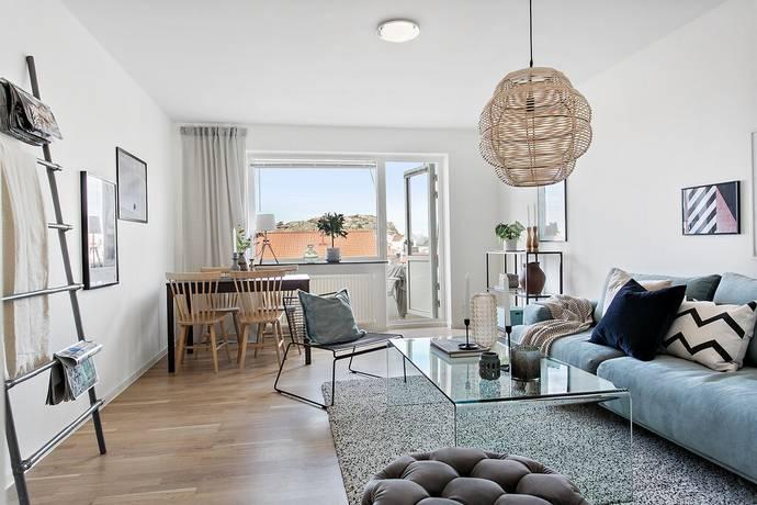 Bild: 3 rum bostadsrätt på Köpmansgatan 28A, Sotenäs kommun Hunnebostrand