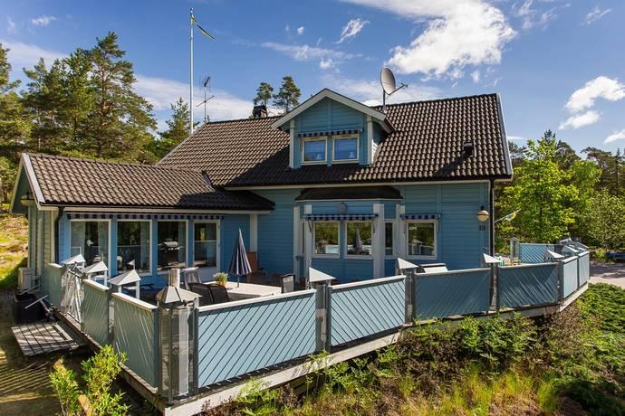 Bild: 5 rum villa på Sommarbovägen 19, Nacka kommun Vikingshill