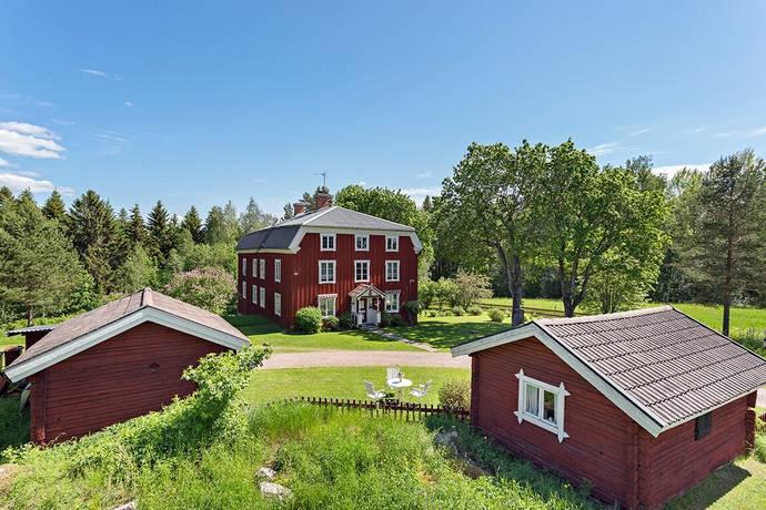 Bild: 7 rum villa på Näsbyn 510, Ovanåkers kommun Alfta