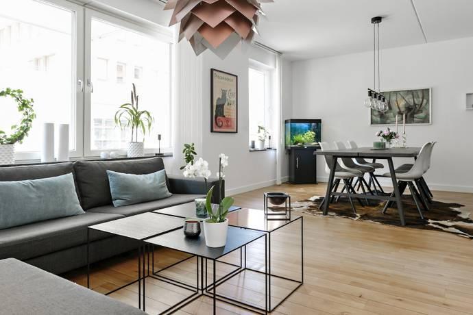 Bild: 3 rum bostadsrätt på Stora Trädgårdsgatan 4, Malmö kommun Drottningtorget