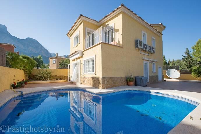 Bild: 4 rum villa på Underbar villa!, Spanien Polop