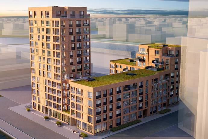 Bild: 2 rum bostadsrätt på Beijerskajen 6, Malmö kommun Malmö innerstad