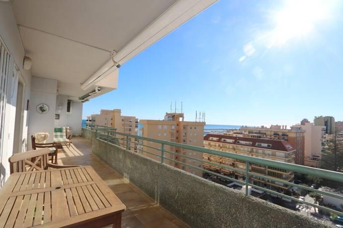 Bild: 5 rum bostadsrätt på Taklägenhet i River Playa, Fuengirola, Spanien Fuengirola