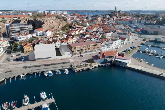 Bild från Lysekil - Lysekil S3 Norra Hamnen