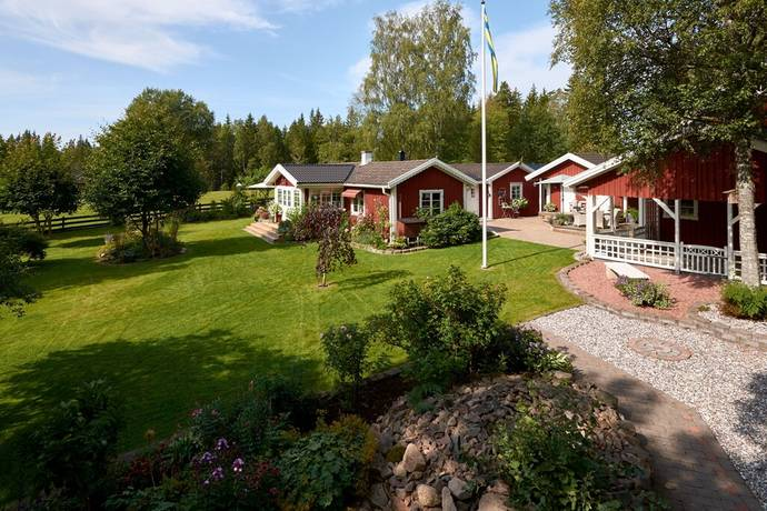Bild: 5 rum villa på Tolg Skogsslätt 4, Växjö kommun Tolg