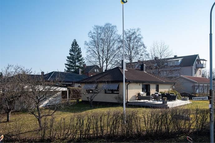 Bild: 5 rum villa på Rosengatan 2A, Nässjö kommun Nyhem
