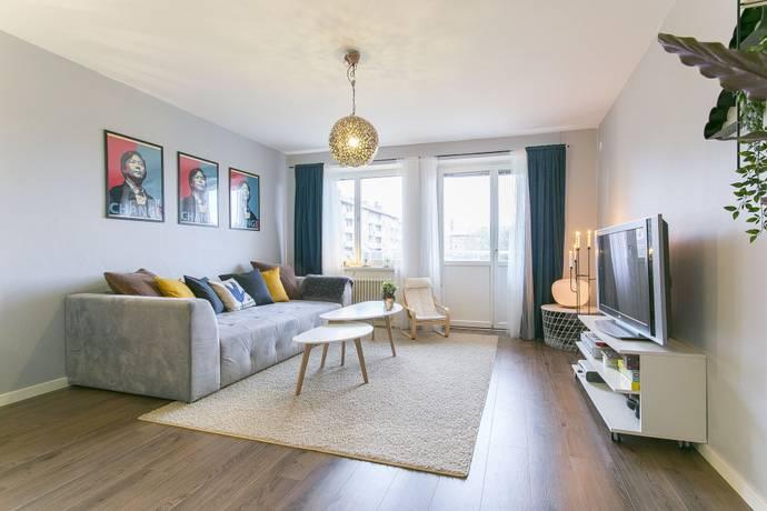 Bild: 2 rum bostadsrätt på Konserthusgatan 11D, Aneby kommun Aneby
