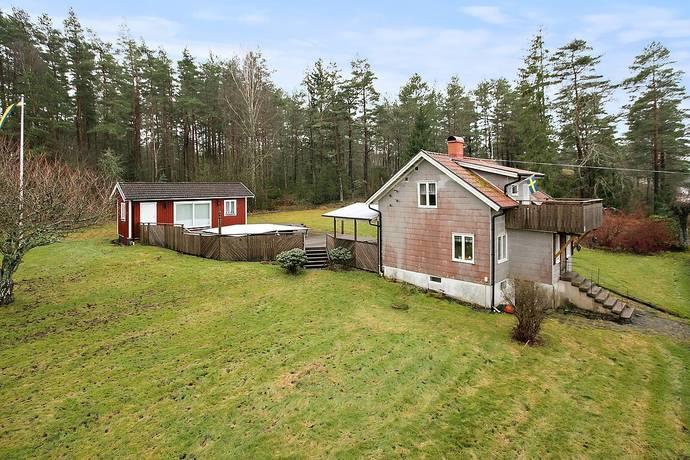 Bild: 3 rum fritidshus på Hunstad 1, Tanums kommun Svenneby