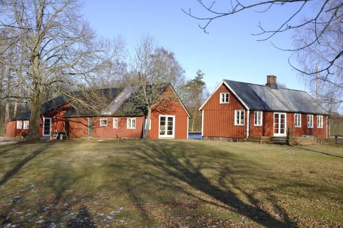 Bild: 2 rum villa på Enefridsvägen 8, Laholms kommun Skogaby