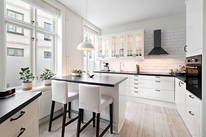 Bild: 3 rum bostadsrätt på Mellersta Stenbocksgatan 7, Helsingborgs kommun Olympia