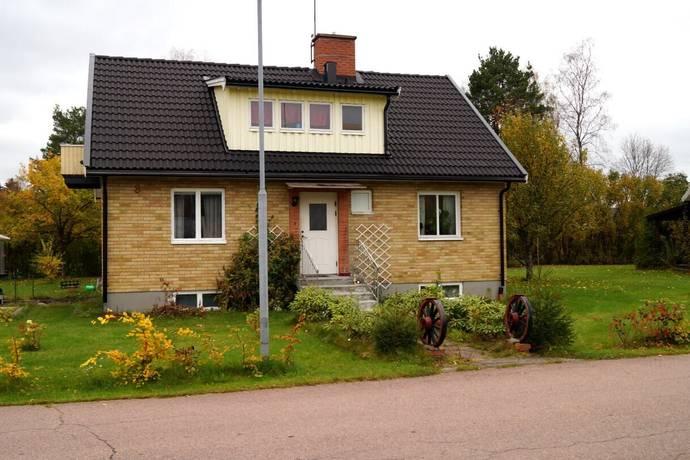 Bild: 5 rum villa på Nyponvägen 8, Hagfors kommun Munkfors