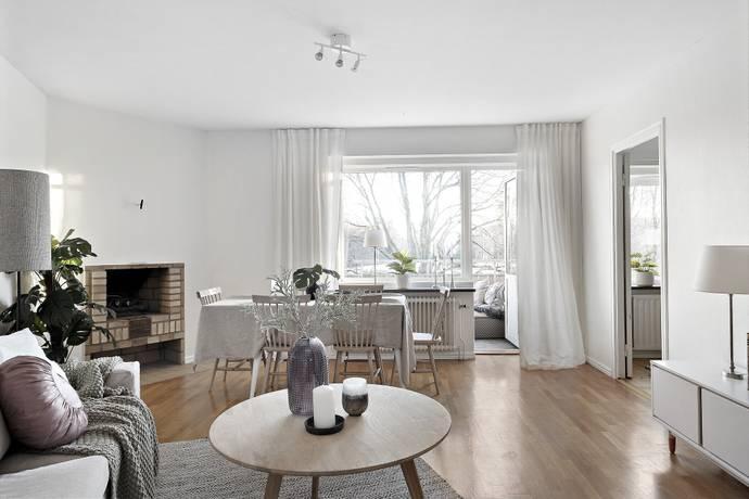 Bild: 2 rum bostadsrätt på Stabbegatan 21, Göteborgs kommun Björkekärr