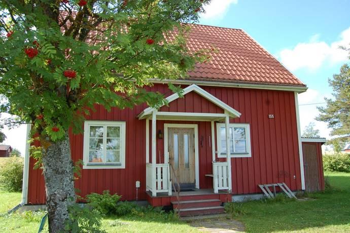 Bild: 4 rum villa på Sikås Mittbyvägen 155, Strömsunds kommun Sikås