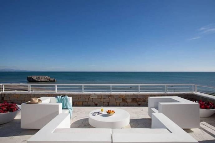 Bild: 2 rum bostadsrätt på Casares Playa, Spanien Estepona