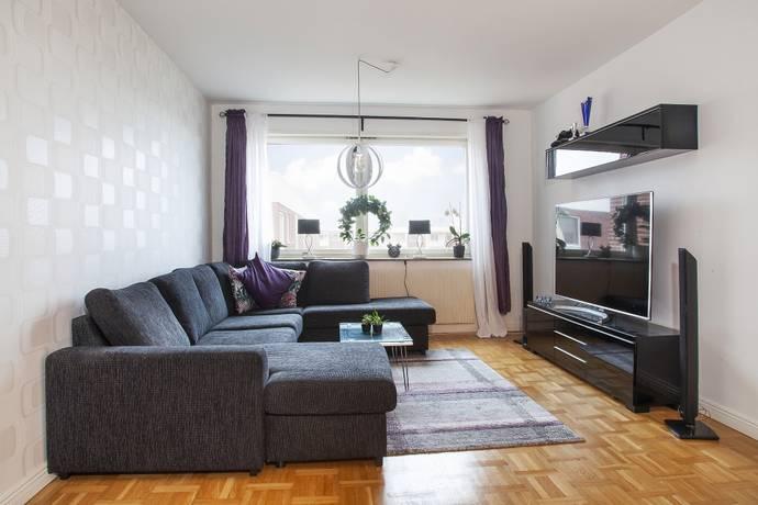 Bild: 3 rum bostadsrätt på Organistgatan 1 B, Svedala kommun Centrumnära