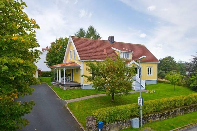 Bild: 6 rum villa på Sjögatan 4, Nässjö kommun Centralt - Handskeryd