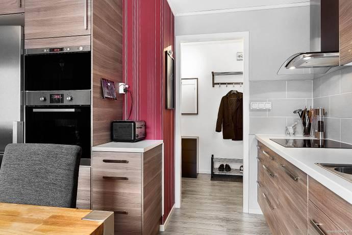 Bild: 2 rum bostadsrätt på Kallenbergsgatan 9B, Ängelholms kommun Villan