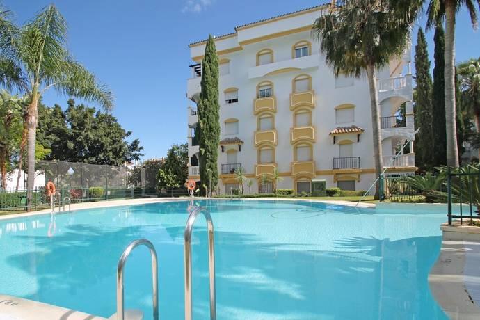 Bild: 4 rum bostadsrätt på Lägenhet i Golden Mile!, Spanien Marbella - The Golden Mile
