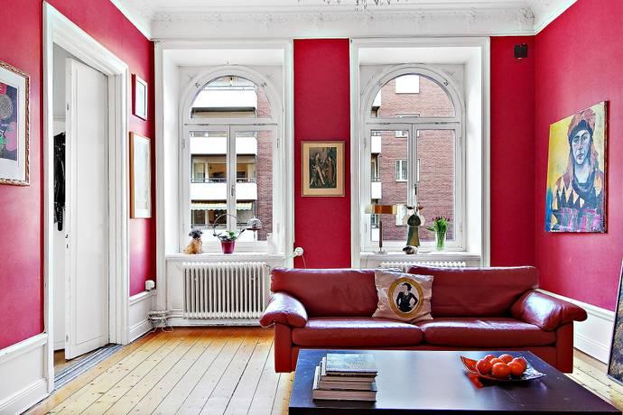 Bild: 3 rum bostadsrätt på Folkungagatan 76, Stockholms kommun Katarina/Sofia
