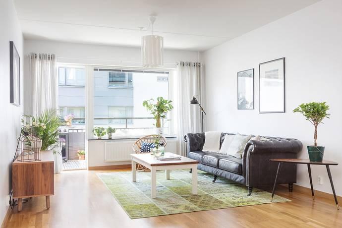 Bild: 3 rum bostadsrätt på Sixten Camps Gata 6, Göteborgs kommun Nya Gårda