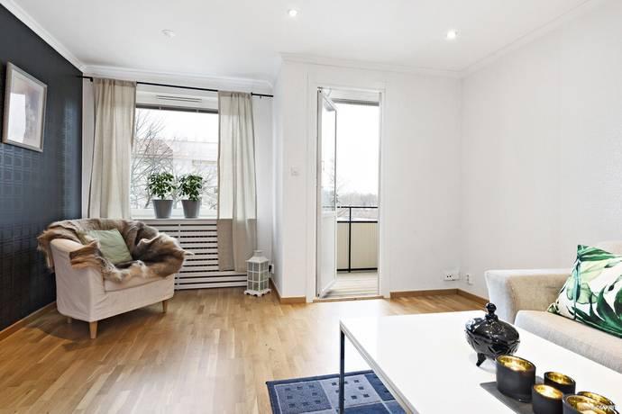 Bild: 2 rum bostadsrätt på Byggmästargatan 1 E, Uppsala kommun Salabacke