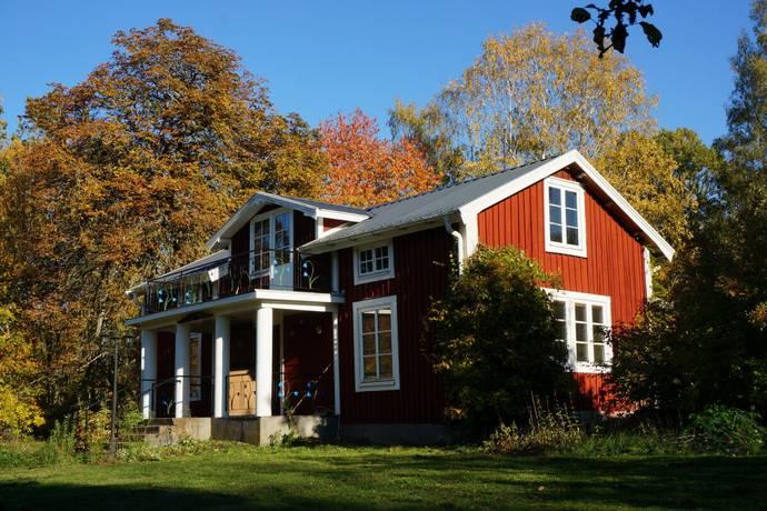 Bild: 5 rum villa på Humlamålavägen 24, Ronneby kommun Humlamåla