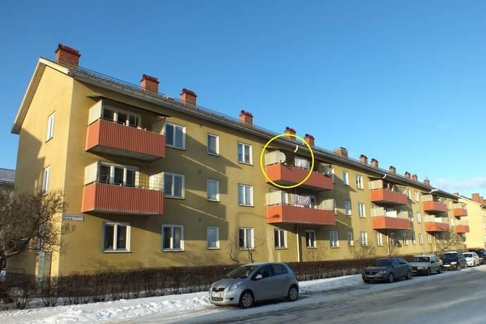 Bild: 2 rum bostadsrätt på Läroverksgatan 43A, Bollnäs kommun Gärdet