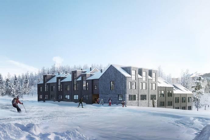 Bild: bostadsrätt på Kåvanvägen 20, Härjedalens kommun Funäsdalen