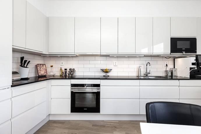 Bild: 4 rum bostadsrätt på Ädelrosgatan 15, Helsingborgs kommun Vasatorps Trädgård