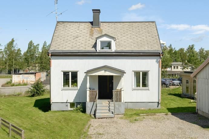Bild: 4 rum villa på Textilvägen 10, Karlskoga kommun Häsängen