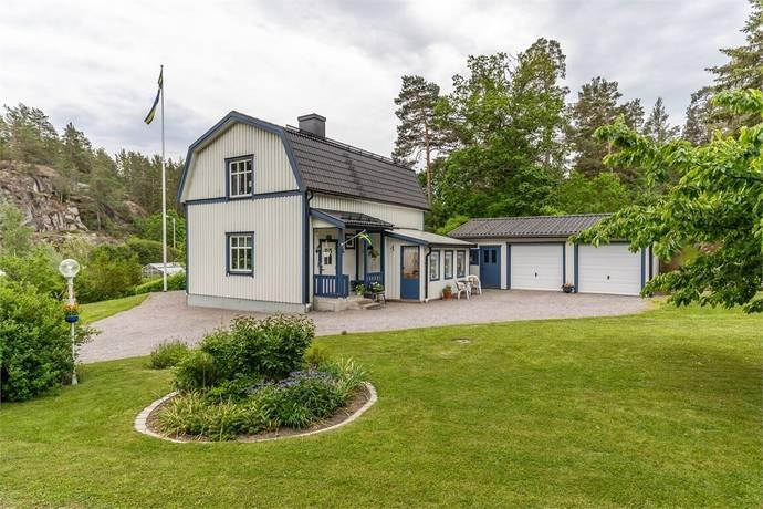 Bild: 3 rum villa på Solhem , Västerviks kommun Skaftet