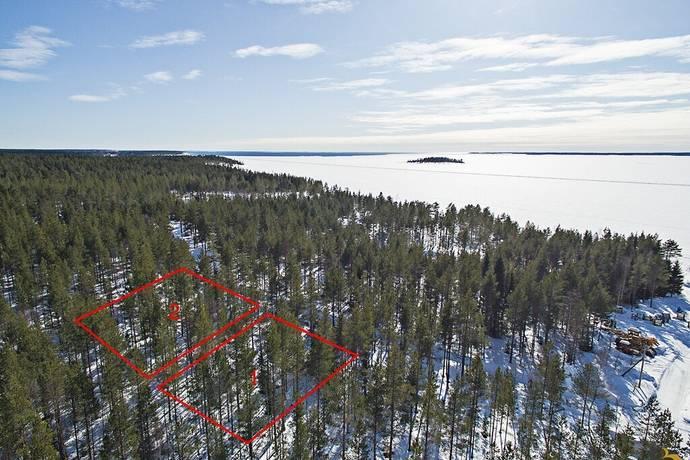 Bild: tomt på Krikudden 113, Nordmalings kommun Järnnäs
