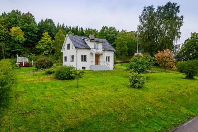 Bild: 6 rum villa på Stråkenvägen 64, Mullsjö kommun Sandhem