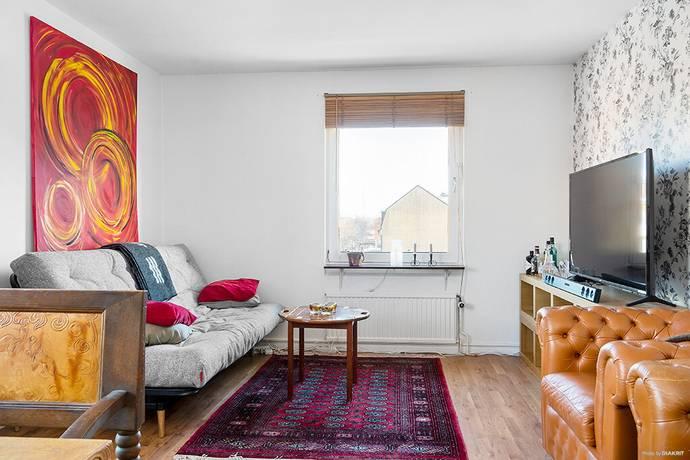 Bild: 2 rum bostadsrätt på Borgmästaregatan 2, Ystads kommun Centrum