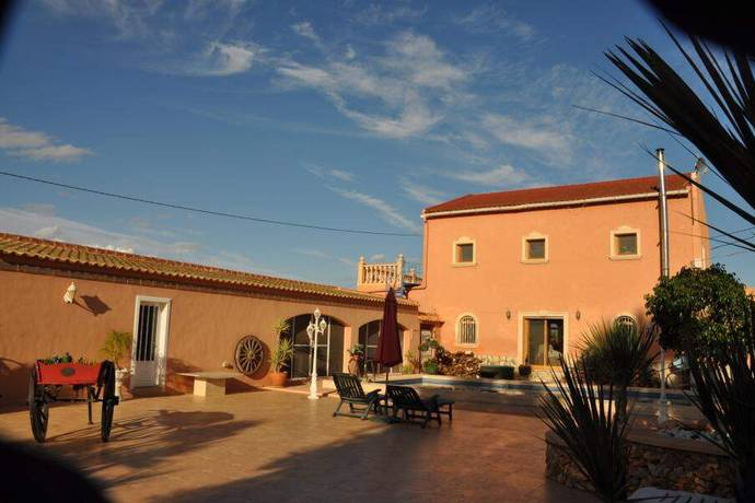 Bild: 13 rum villa på Villa i Catral, Alicante, Spanien Catral