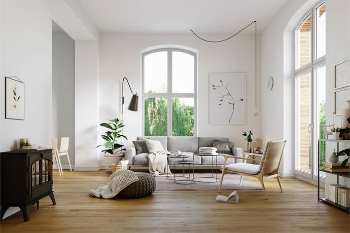 Bild: 3 rum bostadsrätt på Björnstjernegatan 2 lgh 1105, Ystads kommun Regementet