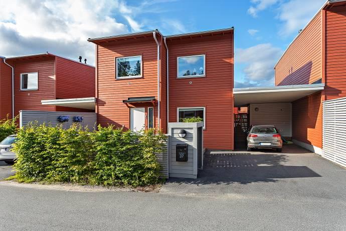 Bild: 5 rum radhus på Gudö gårdsväg 37, Haninge kommun Gudö