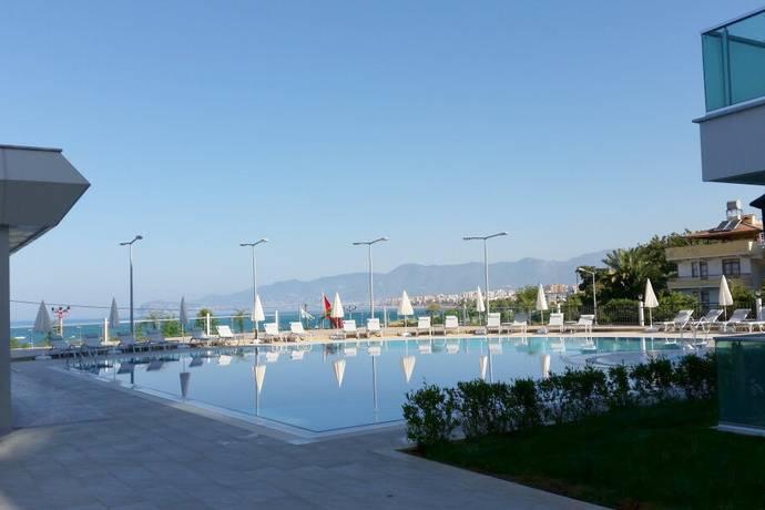 Bild: 3 rum bostadsrätt på Kargicak Konak Seaside id 2990, Turkiet Kargicak