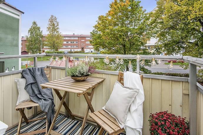 Bild: 2,5 rum bostadsrätt på Hagvägen 6B, Upplands Väsby kommun Runby