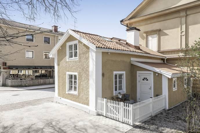 Bild: 3 rum villa på Östra Nygatan 4, Arboga kommun Centralt
