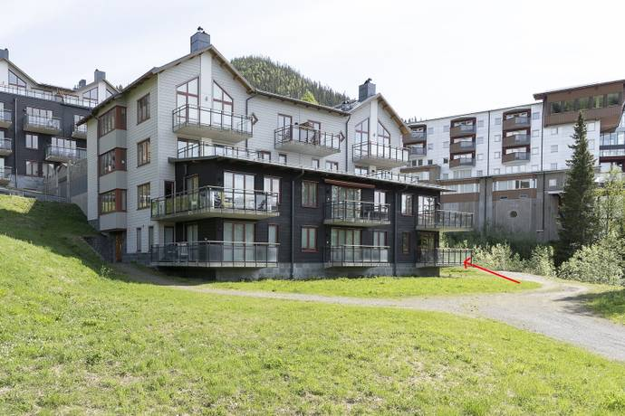 Bild: 2 rum bostadsrätt på Tottvägen 117 B Lgh B11, Åre kommun Åre By