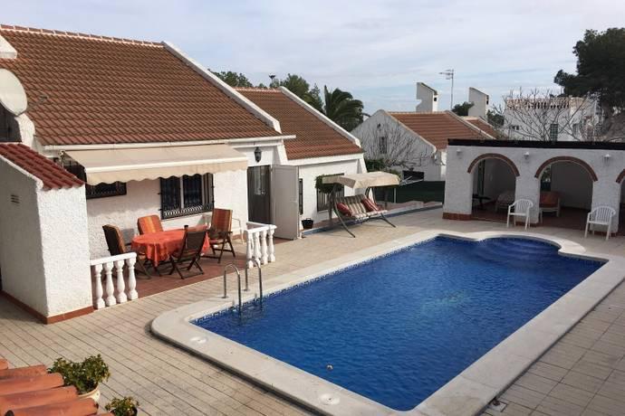 Bild: 4 rum villa på Villa i San Miguel de Salinas, Alicante, Spanien Alicante