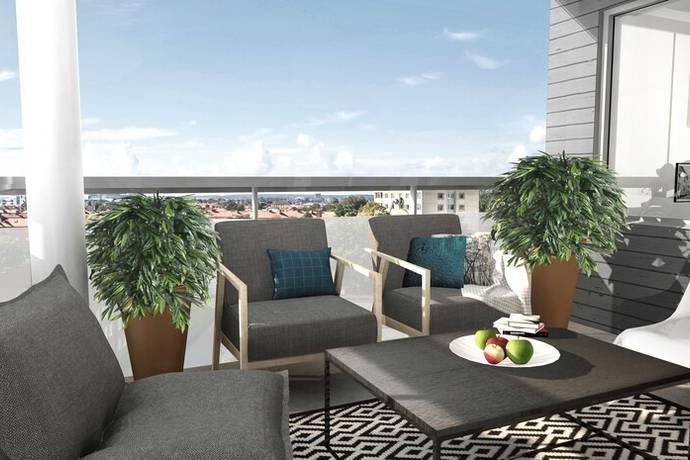 Bild: 3 rum bostadsrätt på Maratonvägen 2, Halmstads kommun