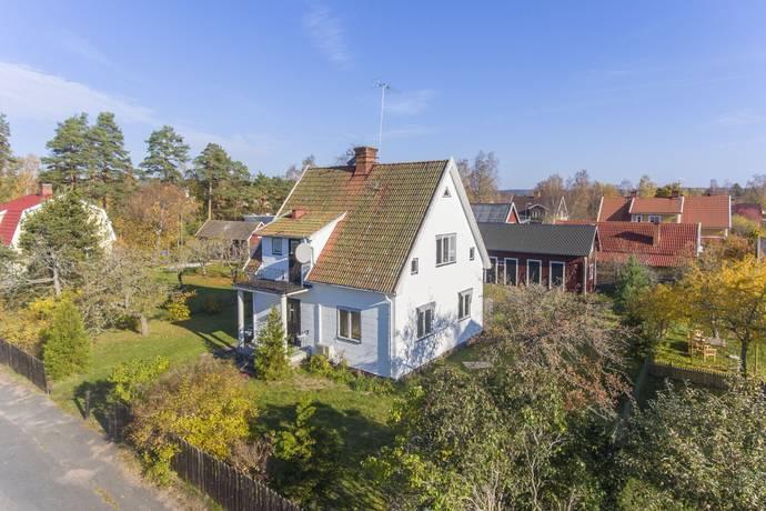Bild: 4 rum villa på Smålandsgatan  3, Eksjö kommun Mariannelund