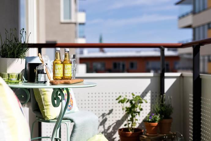 Bild: 3 rum bostadsrätt på Bageribacken 6, 4 tr, Stockholms kommun Saltsjöqvarn