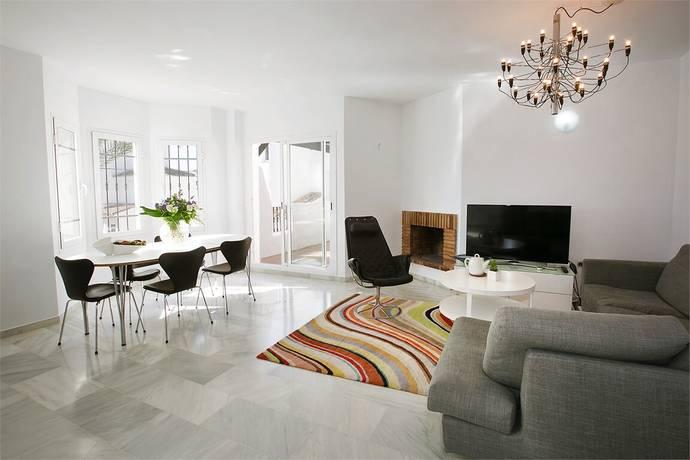 Bild: 3 rum bostadsrätt på Los Naranjos de Marbella, Spanien Nueva Andalucia - Puerto Banús