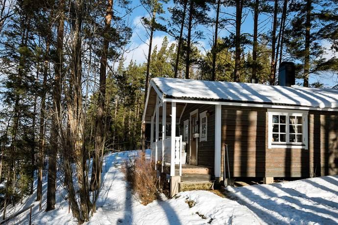 Bild: 3 rum fritidshus på Kårgärde 373, Bergs kommun