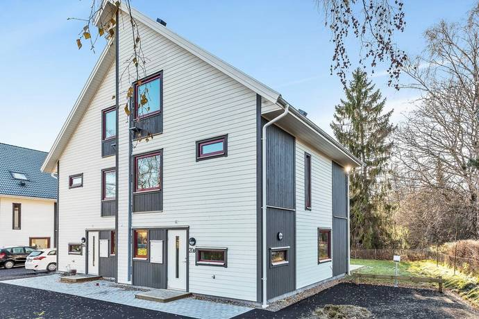 Bild: 6 rum radhus på Stjärnvägen 20D, Järfälla kommun Skälby