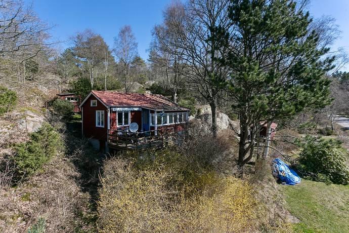Bild: 3 rum fritidshus på Siljedalen 1, Sotenäs kommun